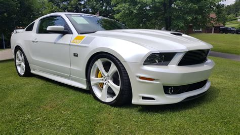 2016 mustang saleen 2014 ford mustang saleen 30th anniversary edition s172