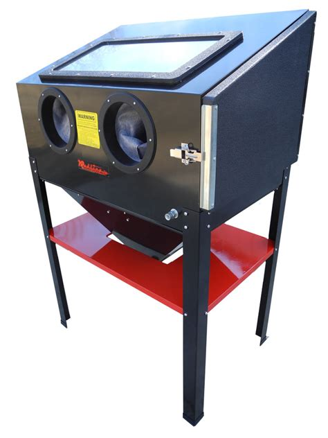 Blast Cabinet by Redline Re36 Abrasive Sand Blasting Cabinet Clearance