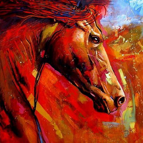 imagenes toros abstractos im 225 genes arte pinturas arte abstracto caballo en pintura