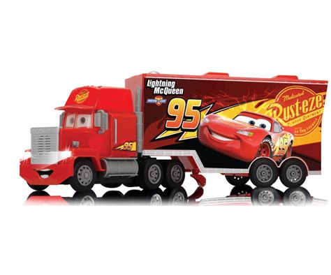 Rc Car 3 rc cars 3 turbo mack truck disney pixar cars brands shop dickietoys de