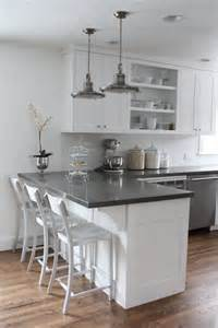 this is it white cabinets subway tile quartz