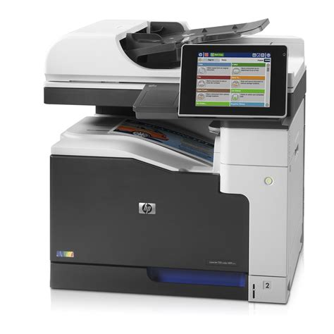 Printer Hp Laser Terbaru hp laserjet enterprise 700 color mfp m775dn multifunction