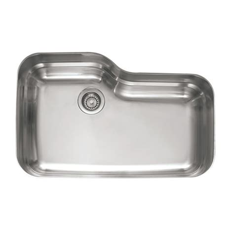 Franke Undermount Stainless Steel Sink kitchen sinks orca stainless steel single bowl undermount sink by franke kitchensource