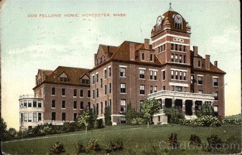 fellows home and grounds worcester ma
