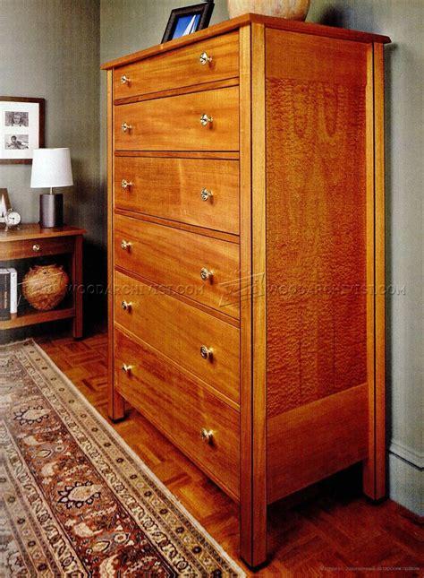 dresser plans woodarchivist