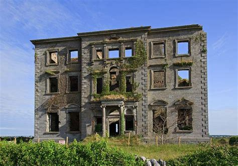 galway house the three beautiful abandoned mansions of county galway urban ghosts