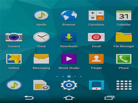apk theme galaxy s5 cm11 galaxy s5 tw theme v1 2 1 apk free download