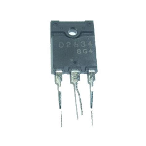 transistor horizontal md1803dfx 2sd2634 d2634 transistor for color tv horizontal deflection output with der diode