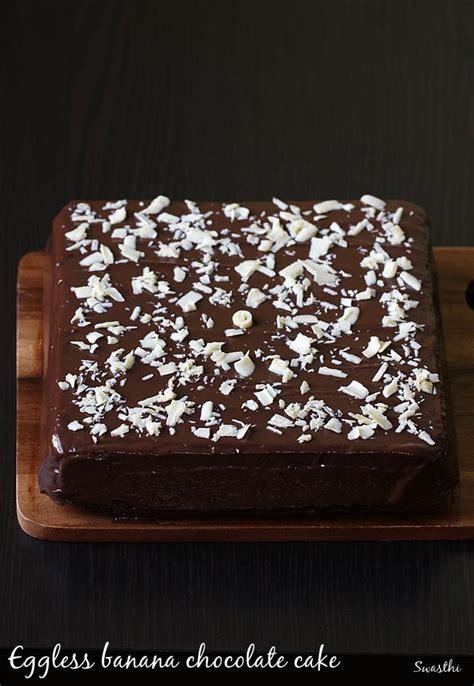 best chocolate banana cake recipe best banana cake recipe chocolate icing recipes tips
