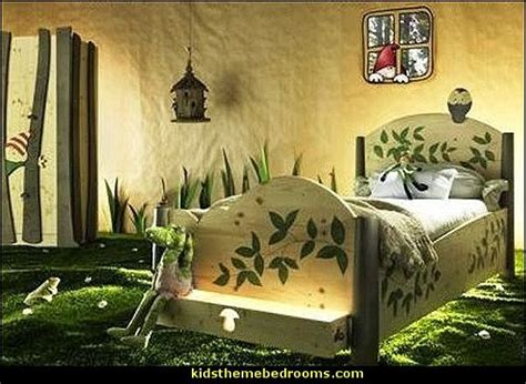 Forest Themed Bedroom | decorating theme bedrooms maries manor woodland forest