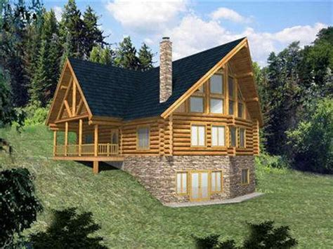 awesome log home house plans 4 log home plans with