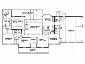 eplans ranch house plan texas hill country split bedroom 25 best ideas about open floor house plans on pinterest