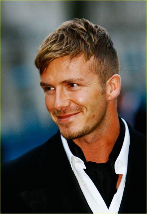 David Beckham Gets A New by Sized Photo Of David Beckham New Haircut 20 Photo