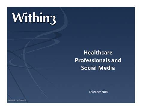 healthcare and social media within3 social media 2 4 10 bdi healthcare social