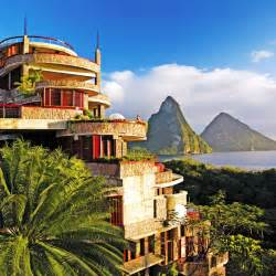 jade mountain resort st lucia facts land