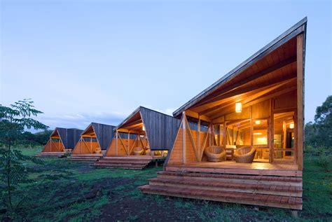 Mountain Chalet House Plans Caba 241 As Morerava Aata Arquitectos Plataforma Arquitectura
