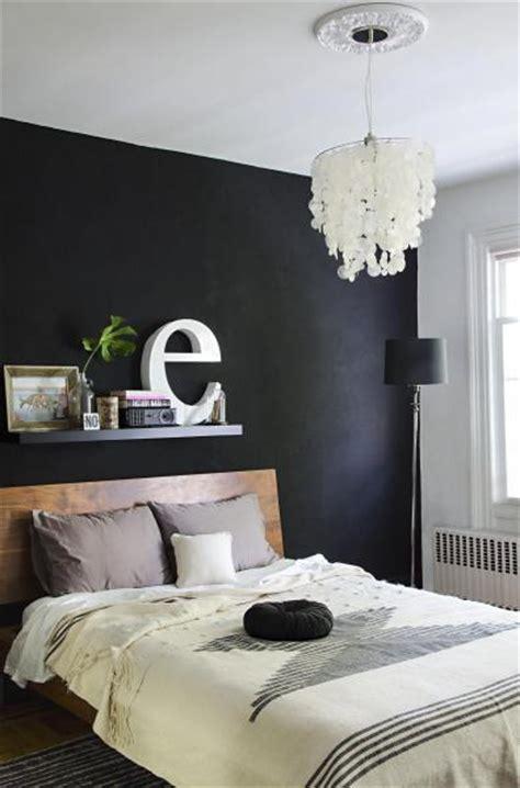 black walls in bedroom buoyant brooklyn shyama golden house tour black bedroom