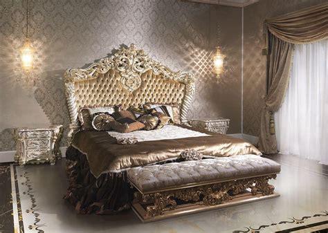 luxus betten luxus im klassischen stil bett f 252 r hotels lackiert und