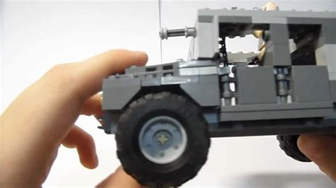 police jeep instructions military moc humvee gadgets functions and small
