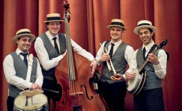 swinging doors band the almost swinging jazz band onze acts cong 233 pay 233