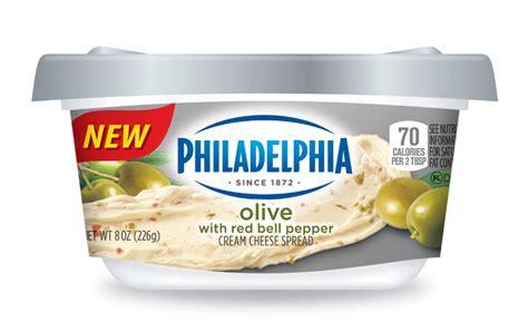Cheese Philadelphia savory dairy products