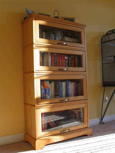 Barrister S Bookcase Making Splinters White Barrister Bookcase