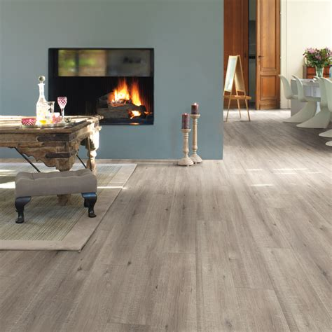 Laminate Flooring Saw Quickstep Impressive Ultra 12mm Saw Cut Grey Oak Laminate Flooring Leader Floors