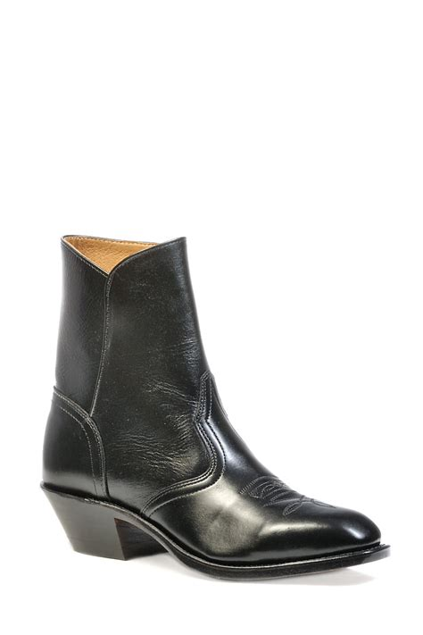 s western boots boulet s western dress toe style