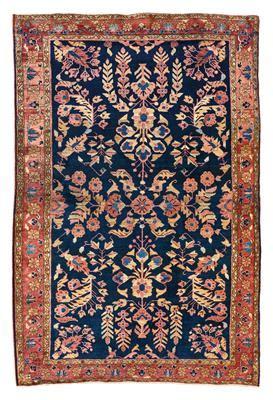aste tappeti tappeti orientali tessuti arazzi saruk dorotheum