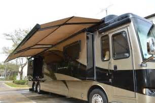 awnings rv renovations by classic coach works