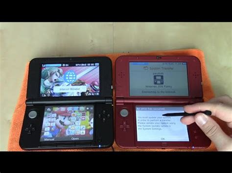 tutorial nintendo 3ds xl full download new 3ds xl micro sd card data transfer