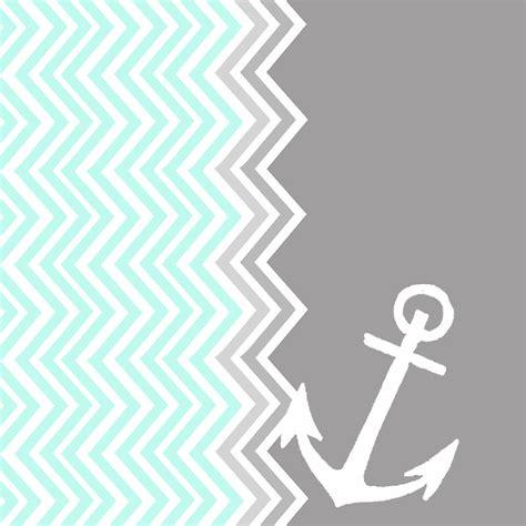 grey nautical wallpaper chevron anchor desktop wallpaper wallpapersafari