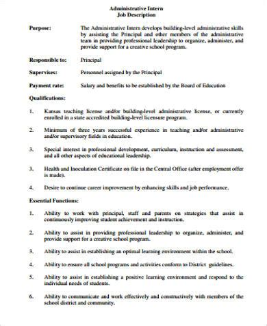 sle healthcare administration job description 7