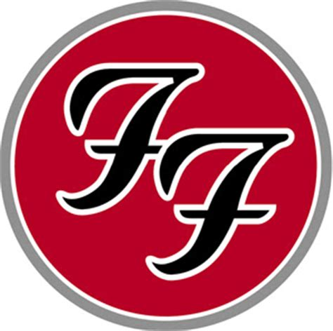 Foo Fighters Logo tune of the day foo fighters my
