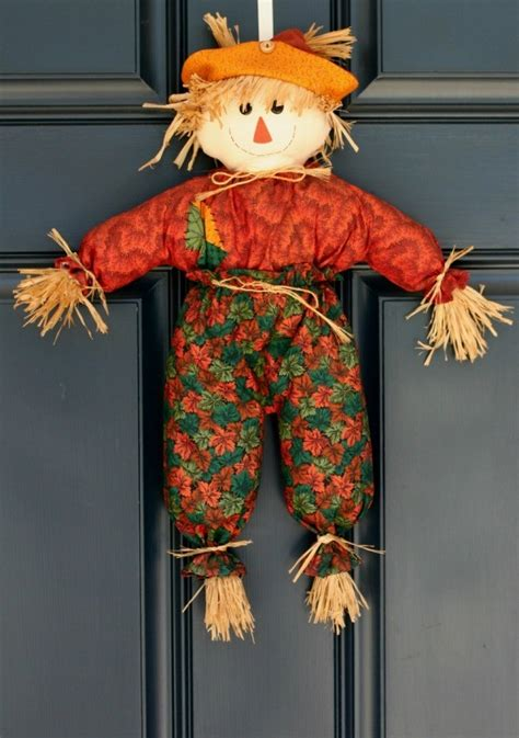 scarecrow craft for scarecrow craft ideas thriftyfun