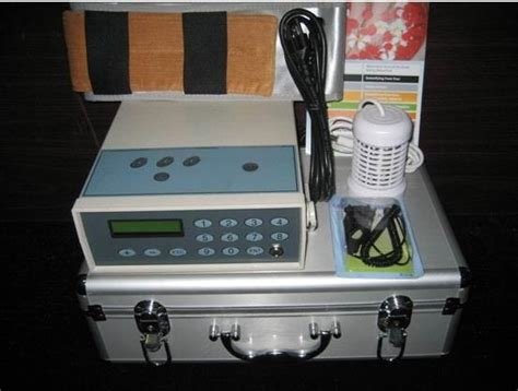Detox Machine For Sale In Honolulu by Relief Footspa Ion Cleanse Detox Machine Far