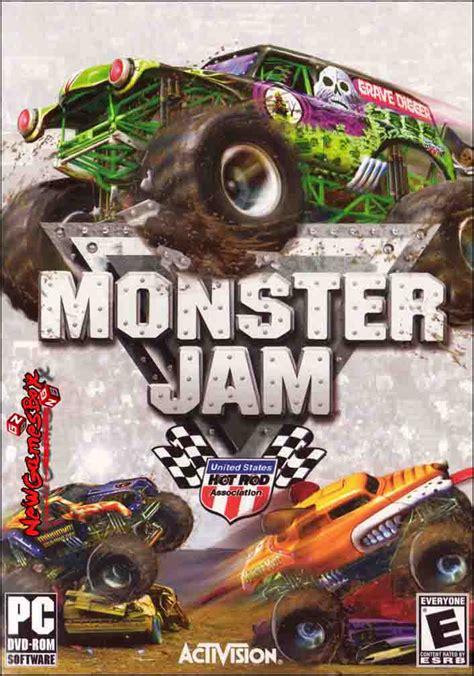download free full version pc game monster truck challenge monster jam free download full version pc game setup