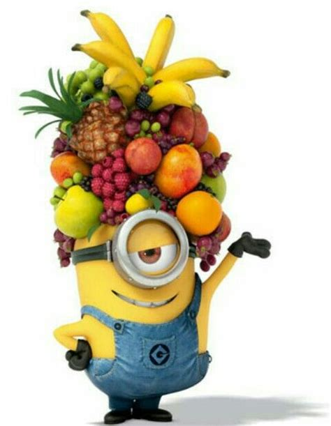 sombrero de frutas de foamy sombrero de fruta minions miniooooooooooooooons
