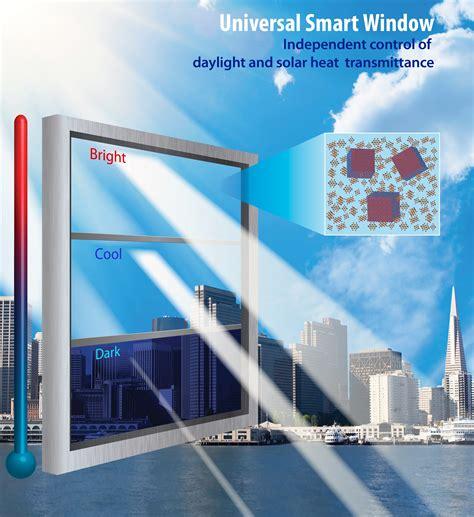 window technology raising the iq of smart windows