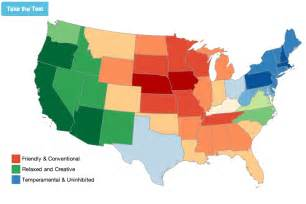america s mood map find which state matches your personality