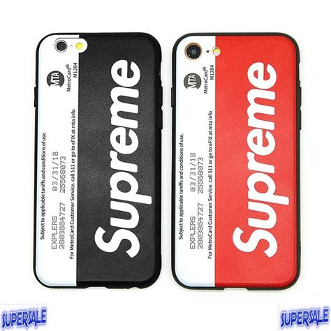 Iphone Supreme Zebra Cover Casing 1 supreme new york subway casing end 4 23 2018 3 00 am