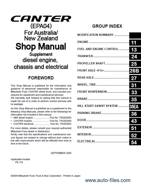 car service manuals pdf 1996 mitsubishi truck electronic toll collection mitsubishi fuso canter truck service manual pdf