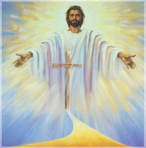 imagenes de jesus vestido de blanco imagen la ascensi 243 n de jes 250 s