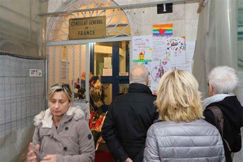 consolato francese i disegni dei bambini al consolato francese corriere it