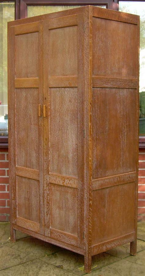 Limed Oak Wardrobe by Heals Limed Oak Wardrobe Antiques Atlas