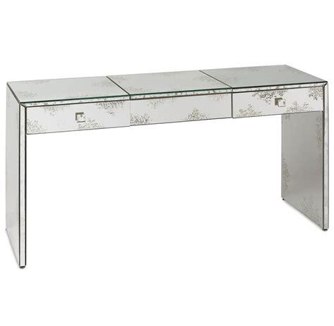Console Table Vanity by Sabina Antique Mirror Regency Vanity Console