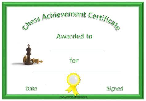 chess awards