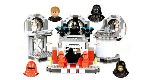 death star lego star wars final duel lego star wars death star final duel review lego loft