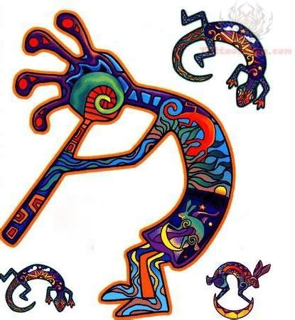 southwest tattoo designs kokopelli search tattoos tattoos kokopelli