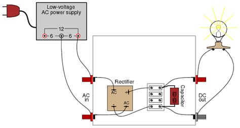 how to measure a rectifier diode lessons in electric circuits volume vi experiments chapter 5